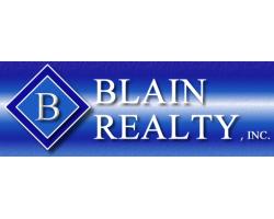 Robert Blain, logo