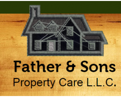 Father & Sons Property Care logo