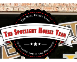 THE SPOTLIGHT HOUSES logo