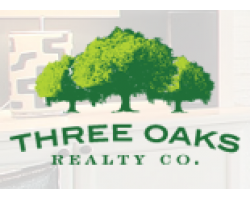 Three Oaks Realty Company logo
