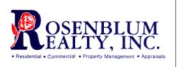 Rosenblum Realty logo