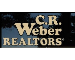 C. R. Weber logo