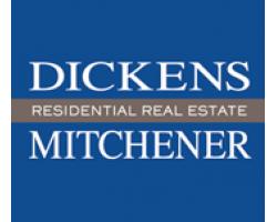 Dickens Mitchener logo