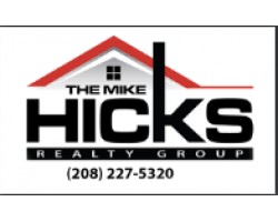 the Hicks realty group logo