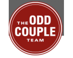 THE ODD COUPLE TEAM logo
