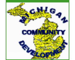 Michigan Community Development logo