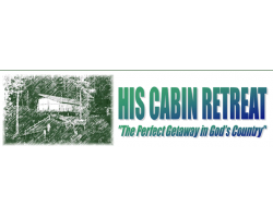 his cabinretreat logo