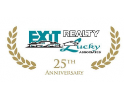 EXIT REALTY LUCKY ASSOCIATES logo