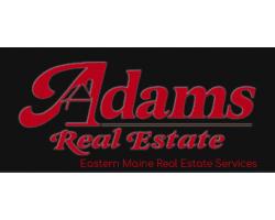 Adams Real Estate logo
