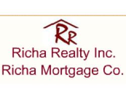 richa realty logo