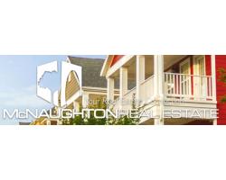 McNaughton Real Estate logo