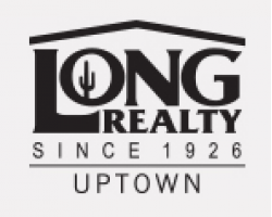 LONG REALTY UPTOWN logo